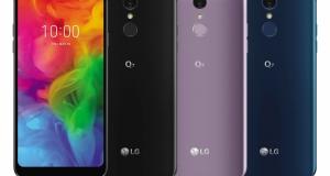 Q-серія LG поповнилася новим смартфоном Q7