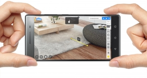 Фаблет Lenovo PHAB2 Pro с поддержкой технологии Project Tango