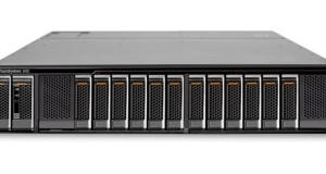 IBM лидирует на рынке флэш-систем хранения