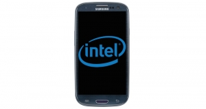 Samsung представит Android-смартфон на процессоре Intel Atom Moorefield