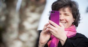 Профессиональный фотограф променяла полнокадровый 35 мм фотоаппарат на iPhone