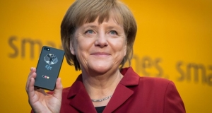 Blackberry обеспечит правительство Германии защищенными смартфонами