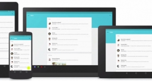 Красочные скриншоты концепции Material Design на Android L