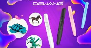 3D ручки Dewang. НОВИНКА!