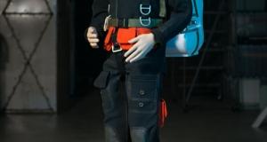 Новый водолазный костюм ВМС США восстанавливает потраченный кислород и гелий