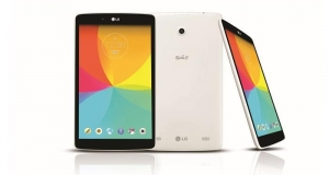 LG представила LTE-версию компактного планшета G Pad 8.0