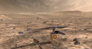Мини-вертолеты NASA – новые шаги в исследовании Марса