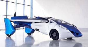 Летающий автомобиль AeroMobil появится в 2017 году