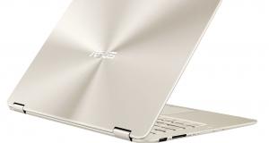 Ультратонкий ноутбук-трансформер ASUS ZenBook Flip UX360CA доступен в Украине