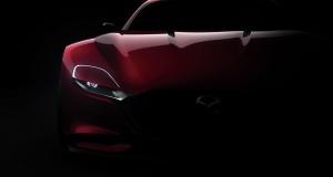 В 2020 году стартуют продажи новой роторной Mazda RX-9