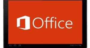 Microsoft Office выходит для планшетов Android (+видео)