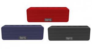 Популярна портативна акустична система 2E SoundXBlock у новому кольорі