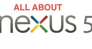 Компания Google рассказала все о Nexus 5 + короткий видеообзор