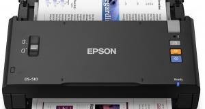 Epson WorkForce DS-510: качественная организация документооборота за разумные деньги