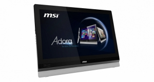 ПК MSI Adora24 теперь на процессорах Haswell