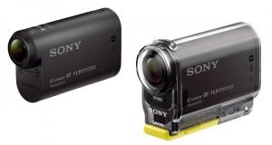 Новый игрок на рынке экстрима – экшн-камера Sony HDR-AS30