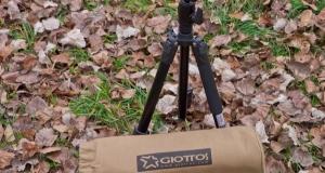 Штатив Giottos GT400: поддержи свой фотоаппарат!