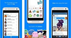 Facebook Messenger 3.1.1 доступен для владельцев Android-смартфонов