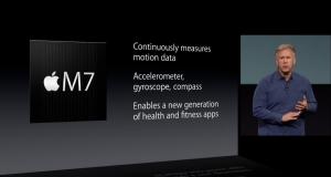 Еще одно приложение воспользуется преимуществом сопроцессора iPhone 5S
