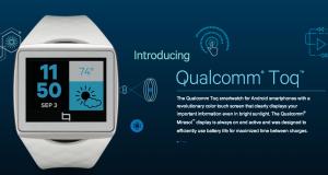 Qualcomm Toq Smartwatch поступит в продажу 2 декабря