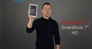 """Senkatel SmartBook 7"""" HD: для чтения и развлечений"""
