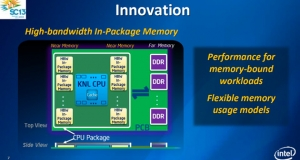 Knights Landing - первый действительно автономный многоядерный процессор Intel