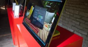 В Украине Lenovo показала новые моноблоки, трансформеры и смартфоны