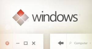 Еще одна концепция Windows 9 с абсолютно новой панелью задач