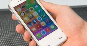 Чехол ODOYO POWER+SHELL EX 2200 mAh URANUS для iPhone 5 и 5s: защитит и зарядит
