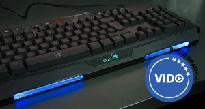Огляд клавіатури Genius GX Gaming Scorpion K20: естетика гри