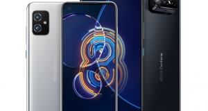 Смартфони ASUS Zenfone 8 із флагманським процесором Qualcomm Snapdragon 888