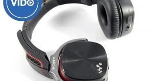 Обзор наушников со встроенным плеером Sony Walkman NWZ-WH505: музыкальное трио