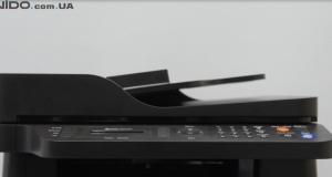Видеообзор МФУ Samsung Xpress M2070FW: офисные возможности для домашнего использования