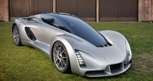 Blade – первый в мире суперкар, напечатанный на 3D-принтере