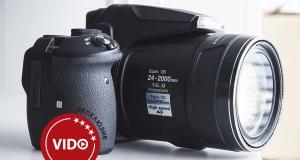 Обзор фотоаппарата Nikon P900: высоко сижу, далеко гляжу