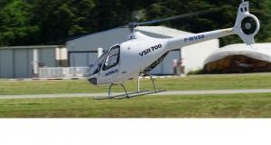 Автономний гелікоптер Airbus вперше піднявся в повітря