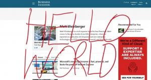 Новый браузер Microsoft Edge быстрый, мощный, и утирает нос Internet Explorer
