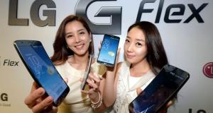 LG представит первый гибкий смартфон в следующем году