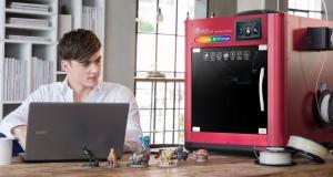 Тепер керувати 3D-друком можна українською мовою разом з ПЗ від XYZprinting!