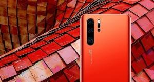 Huawei P30 Pro тепер доступний в Україні у червоному кольорі