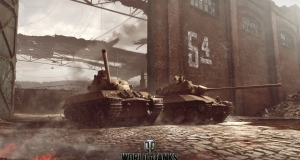 Чехословацкие танки рвутся в бой