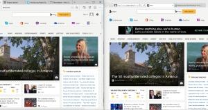 Беглый взгляд на новый браузер Project Spartan от Microsoft
