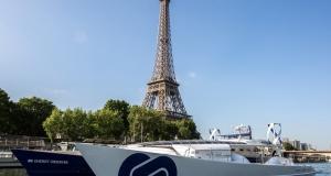 Унікальна екологічна яхта Energy Observer вирушила у навколосвітнє плавання