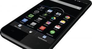 Смартфон Panasonic Eluga A поступил в продажу с вкусным ценником