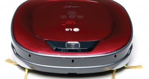 Тестируем робот-пылесос LG HOM-BOT VR6270LVM