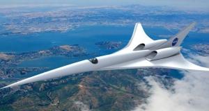 Удивительные концепты самолетов NASA