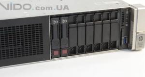 Видеообзор стоечного сервера HP ProLiant DL380 Gen9