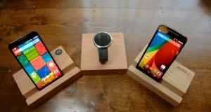 Motorola представила Moto 360, новый Moto X, Moto G и  таинственный Moto Hint