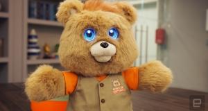Яким буде оновлений культовий ведмедик Тедді Распін