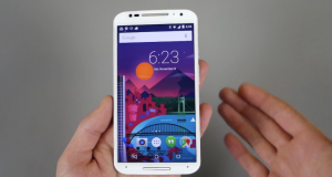 Android 5.0 Lollipop на смартфоне Moto X в новом видео